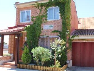 Casa La Olmedana, Olmedo