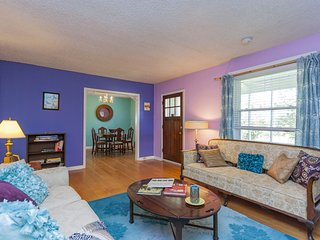 Location and Charm! 3 bdr  in the 12 South Area, Nashville