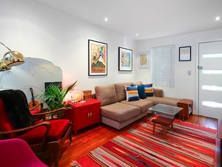 Private oasis in the hub of Bohemian Sydney, Newtown
