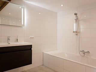 Private Bathroom, with on the left a walk-in shower.