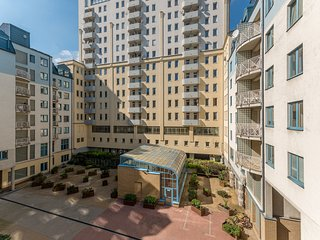 3 BR.  Apartment PLAC EUROPY