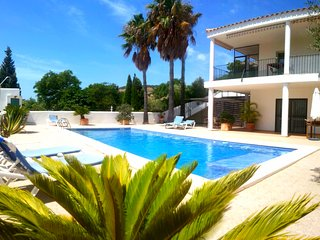 Spanish Finca with 3 indipendent mini-apartments, pool, grill-house, Vejer de la Frontera