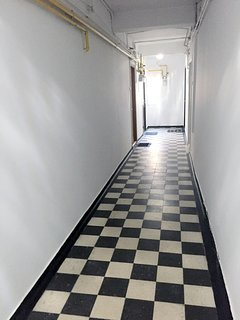 Corridor of the building for both apartments