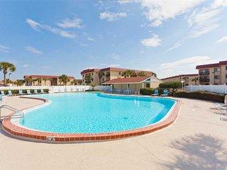 Ocean & Racquet 6103, 2 Bedrooms, Ground Floor, 2 Pools, Sleeps 6, Saint Augustine