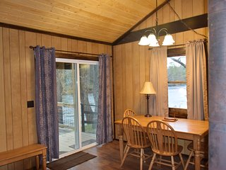 2  Sit on the cabin porch overlooking the trout stocked river and wildlife!, Sylva