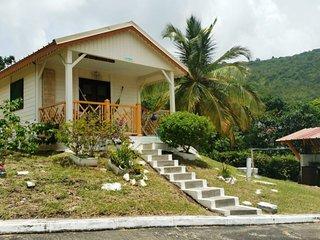 Bungalow F2 en résidence Privée aux Anses d'Arlet près du Rocher du Diamant, Les Anses d'Arlet