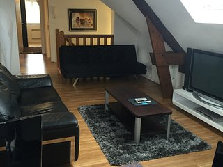 Appartement 4 pieces a 5 minutes du centre