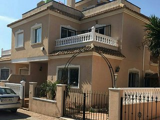 3 Bed 2 Bathroom House In Cabo Roig