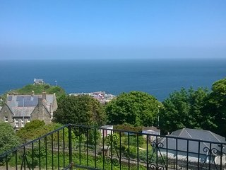 Harbour and Verity View holiday apartment, Ilfracombe