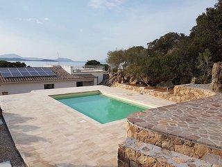 Villa Solemia, Monte Petrosu