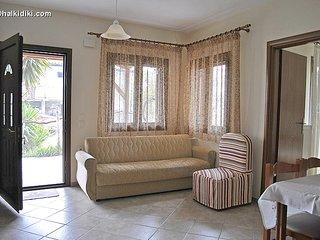 Voula Kourbeti Apartments Ag.Nikolaos Sithonia-1, Agios Nikolaos
