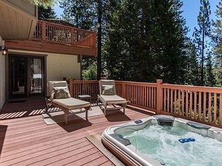 Luxury 4BR + Den Incline Village Home – Sleeps 12!