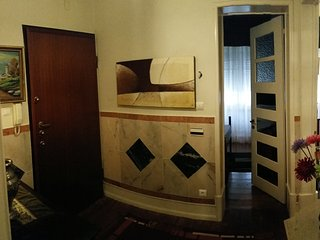 Marble apartment in the center