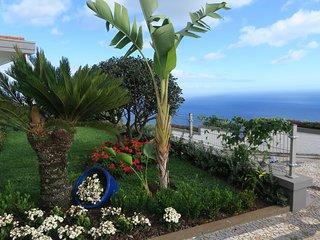Superbe villa penthouse avec piscine privée, Caniço