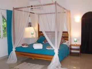 Casa Mapache B&B - chambre vue piscine, Tamarindo