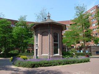 Hotel de Windketel, Ámsterdam