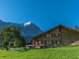 Chalet mitten in der Natur mit viel Service, liebevoll eingerichtet, sehr ruhig!, Grindelwald