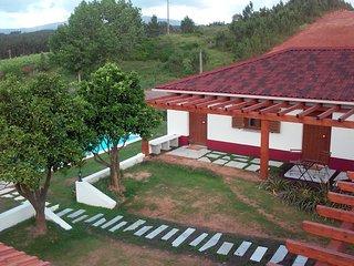 Casal Vale da Palha, Winecellar House, Cadaval