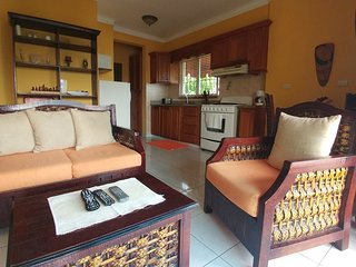 Elegant and cozy 1-BR apartment # 1 for you, Saint-Domingue