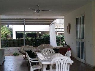 villa fronte mare con ogni confort, giardino e ver