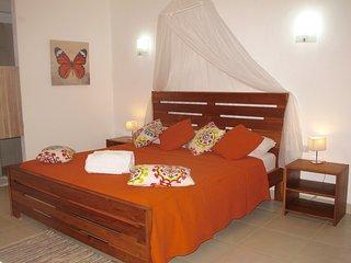 Casa Mapache B&B - chambre vue jardin, Tamarindo