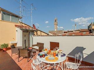 Santa Maria Balcony, Florence