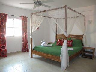 Casa Mapache B&B - chambre famille, Tamarindo