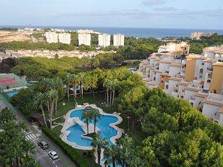Apartament Amazing view 3BDR, beach-800m, PinePark, Dehesa de Campoamor