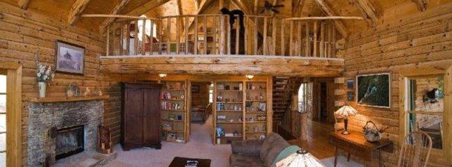 Sanctuary Living Room Pano