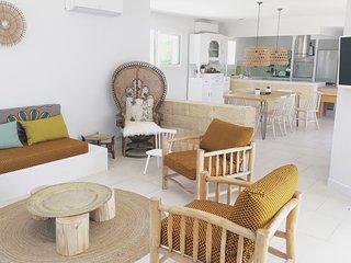 Villa avec piscine intérieure pour 2 à 13 pers., Castillon-du-Gard