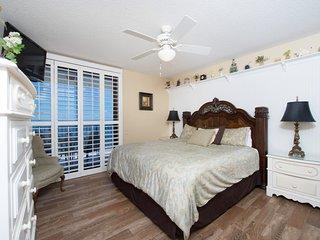 Master Bedroom Ocean Front