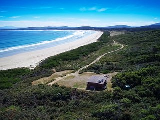 Bruny Island - Cloudy Bay Cabin