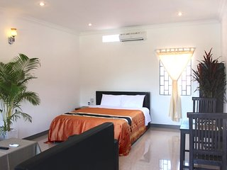 Central Siem Reap, Cozy New Studio