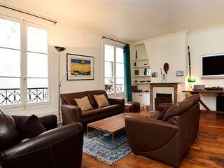 402031 - Appartement 10 personnes à Paris