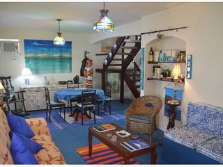 Hospedaria Georgia BnB- Quarto coletivo misto, Arraial do Cabo