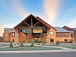 Wyndham Glacier Canyon Resort