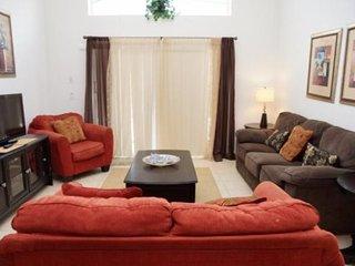 Family Friendly 4 Bedroom 3 Bath Pool Home in Aviana Resort. 544PD