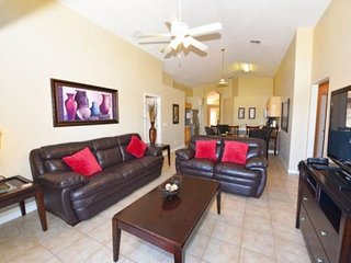 Aviana Resort 5 Bedroom Pool Home Sleeps 12. 316PD, Davenport