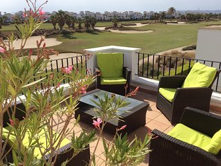 Beautiful 3 Storey Townhouse Frontline Golf Views, Torre-Pacheco