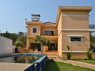 Simply Offbeat 5bhk Private Plunge Pool Villa Goa, Aldona