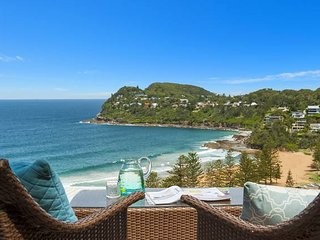 ***SOLEIL*** Palm Beach Holiday Rentals, Whale Beach
