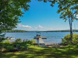 Beautiful Lake Views within Minutes from DCL State Park, Swanton