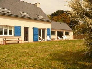 Villa de charme 14 pers. avec piscine intérieure, Saint-Cast le Guildo