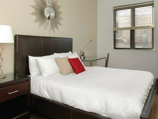 Furnished 1-Bedroom Apartment at Columbus Ave & W 87th St New York, New York City