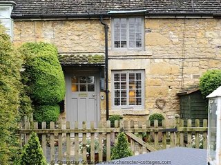 Boxtree Cottage is a very peaceful property, in the village of Hidcote Boyce, Chipping Campden