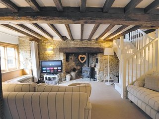 Chippy Cottage is a beautifully refurbished Cotswold stone cottage