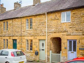Lammas Cottage is a lovely three bedroomed cottage, with outstanding views