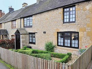 The Bell House is a beautiful Grade II listed Cotswold stone cottage