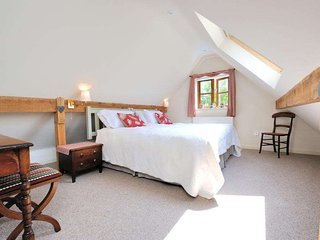 The Bolt Hole is a former farm outbuilding that has been lovingly converted, Minchinhampton