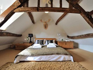 The Crook is a beautiful, Grade II listed house, dating back to the 18th century